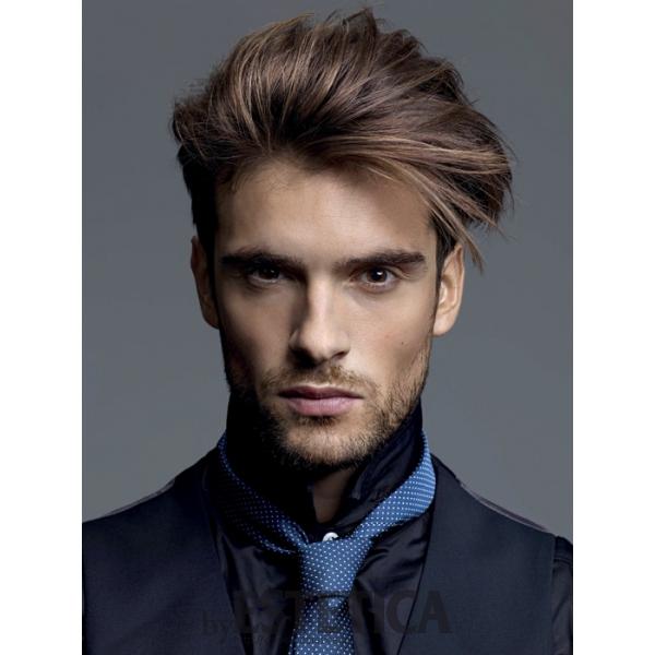 Tipi di capelli biondi uomo